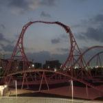 Flying Aces, Ferrari World,  Abu Dhabi, UAE