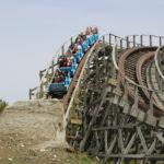 Tremors, Silverwood Theme Park, Athol, Idaho