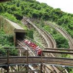 Wood Coaster, Knight Valley, Shenzhen, Guangdong, China