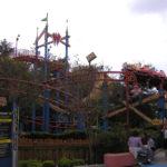 #300: Woody Woodpecker's Nuthouse Coaster, Universal Studios, Orlando, Florida