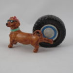 Dog & tire