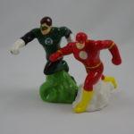 Green Lantern & The Flash