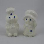 Pillsbury Dough Boy & Girl