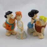Fred, Wilma, Betty, & Barney