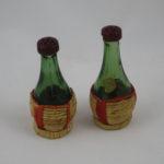 Chianti bottles