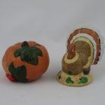 Turkey & pumpkin