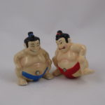 Sumo wrestlers