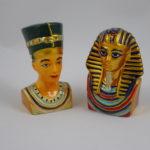 Queen Nefertiti & King Tut