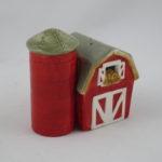 Barn & silo